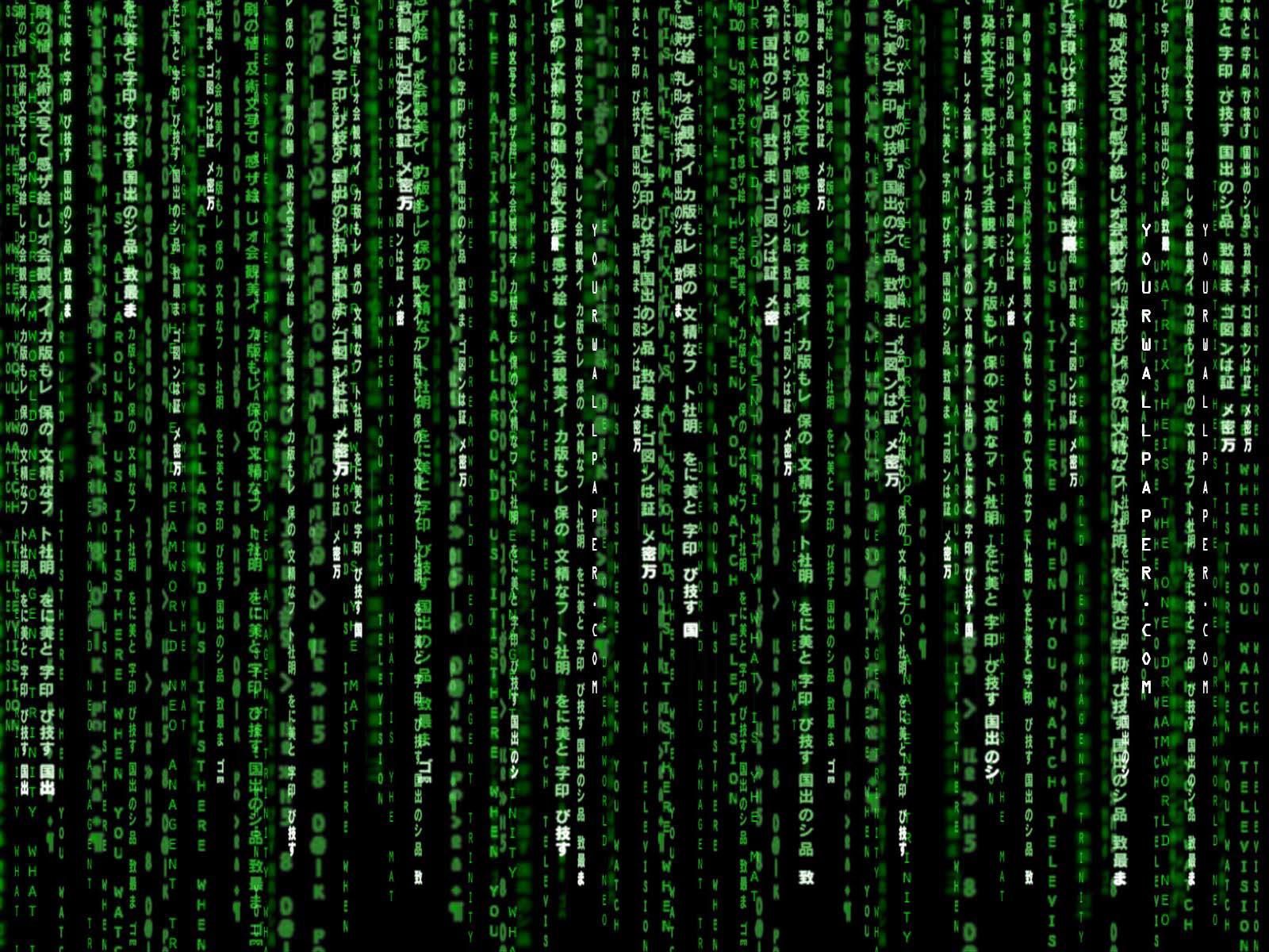 The Matrix Sfondi per PC  1600x1200  ID27094
