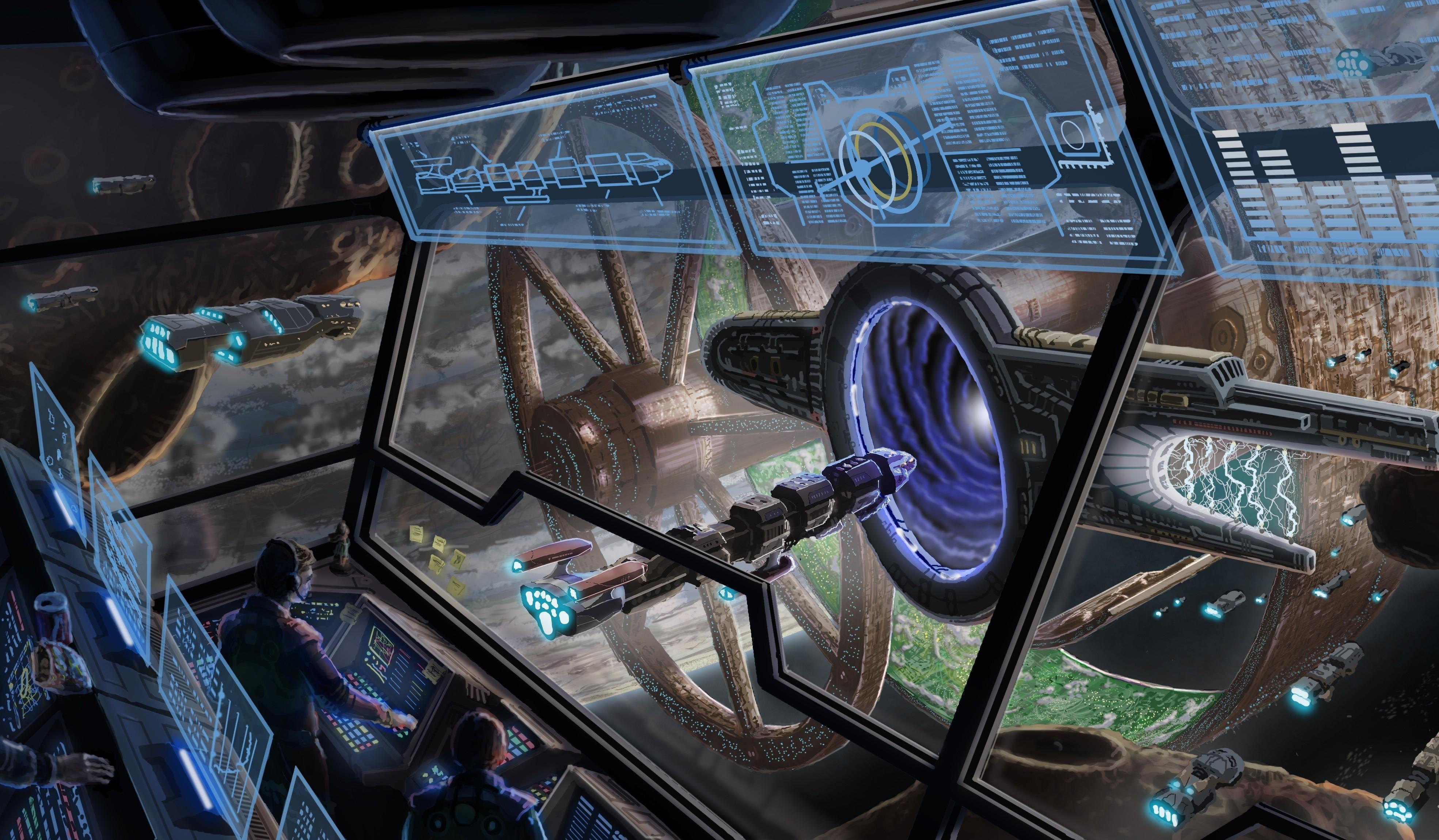 Stargate Iphone Wallpaper Http Pangeawizard Deviantart Com Art Stargate Control