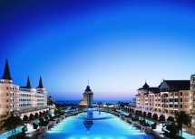 Hotel Mardan Palace Turkey