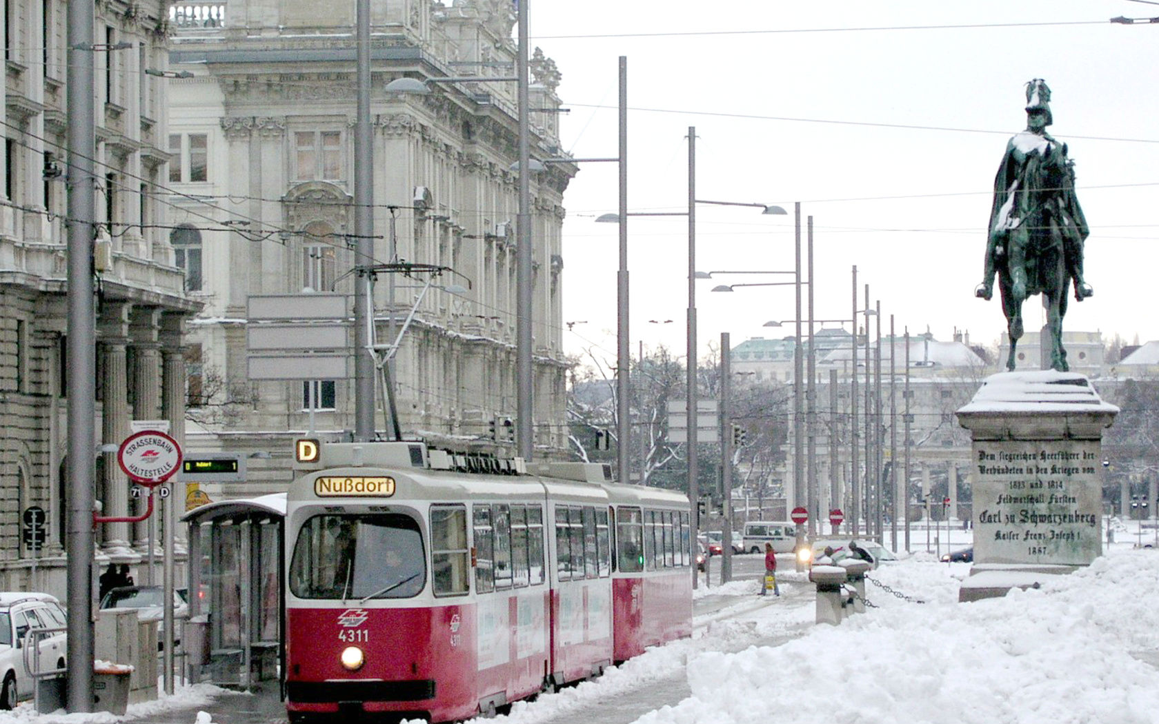 Vienna Is Austrias Primary City Wallpaper And Background