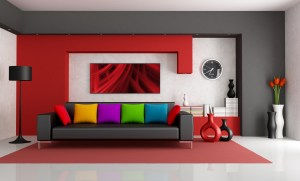 living background wall wallpapers