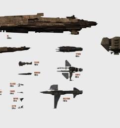 eve ship size diagram [ 1680 x 1050 Pixel ]