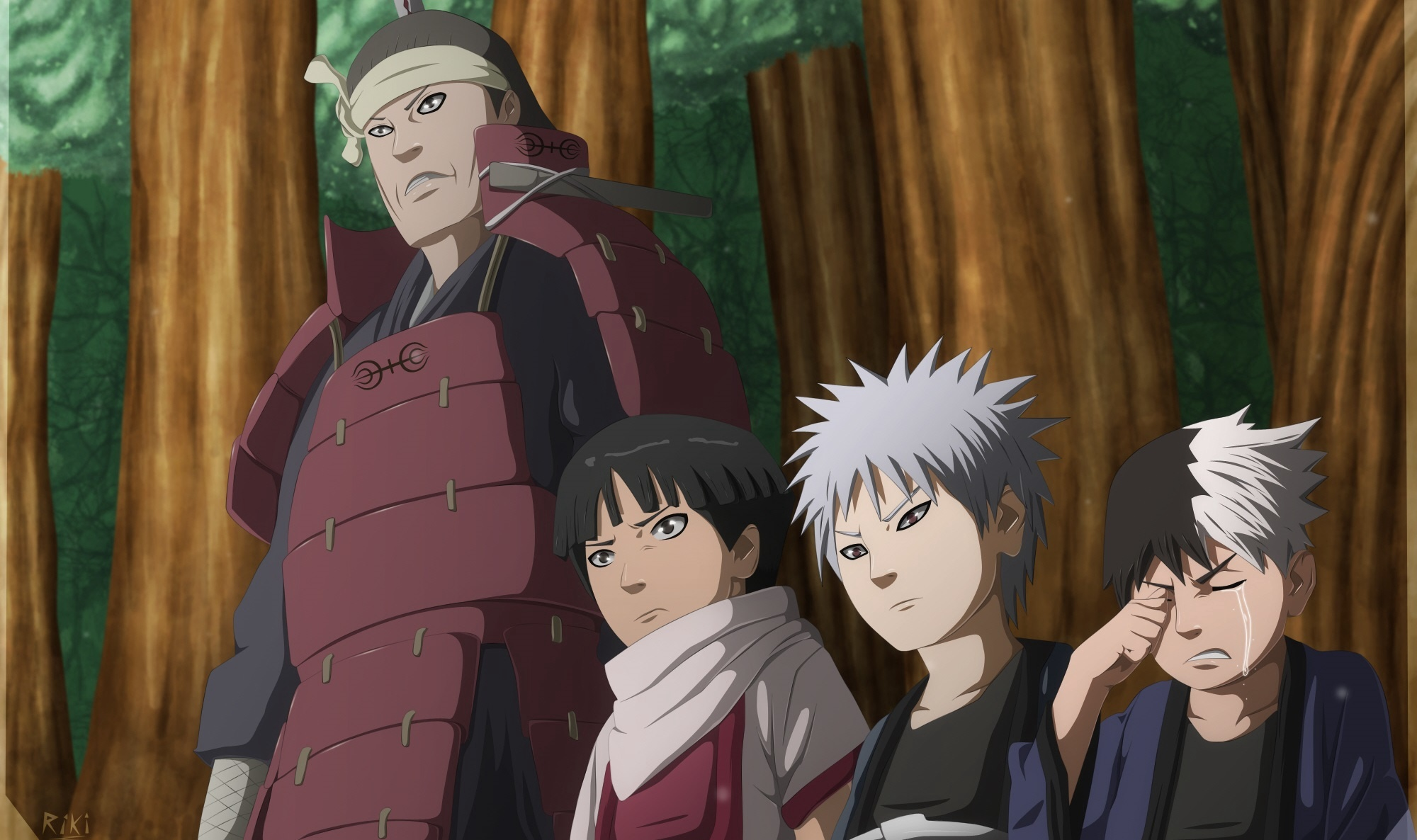 Naruto Live Wallpaper Iphone X Senju Family Fondo De Pantalla Hd Fondo De Escritorio