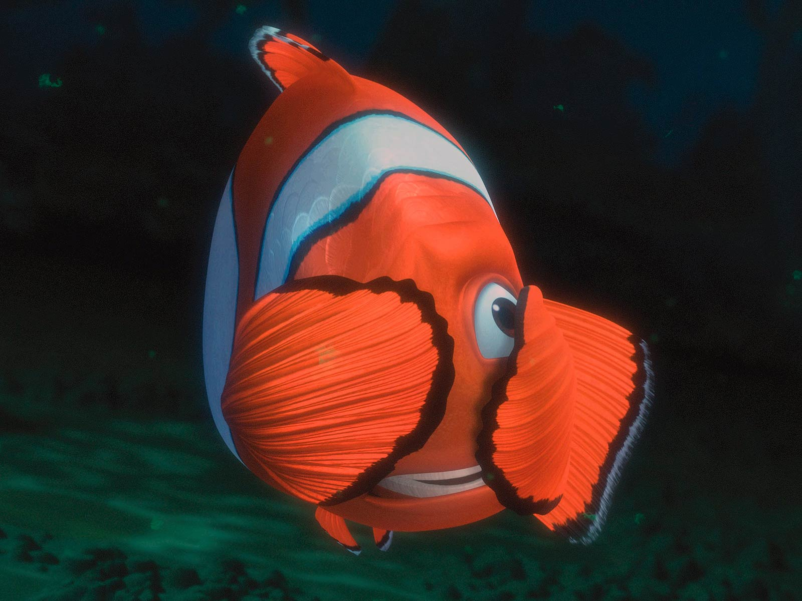 Iphone 5 Clown Fish Wallpaper Finding Nemo Wallpaper And Background Image 1600x1200