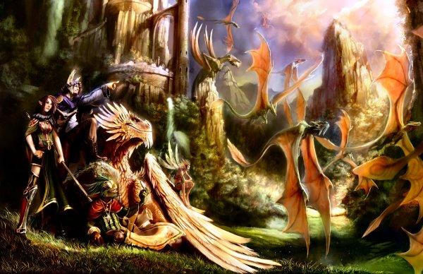 Dragon Hd Wallpaper Background 3000x1943 Id