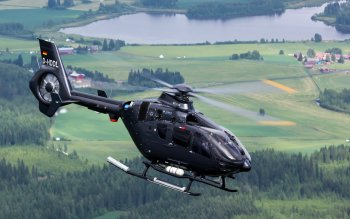 4 Eurocopter EC135 HD Wallpapers Backgrounds Wallpaper