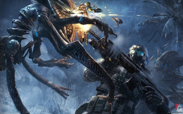 275 Crysis HD Wallpapers Background Images Wallpaper Abyss