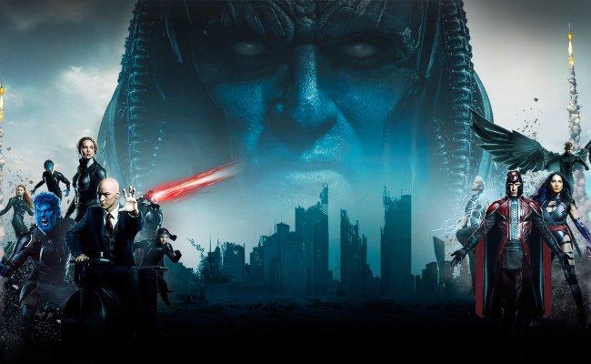 X Men Apocalypse Hd Wallpaper Background Image