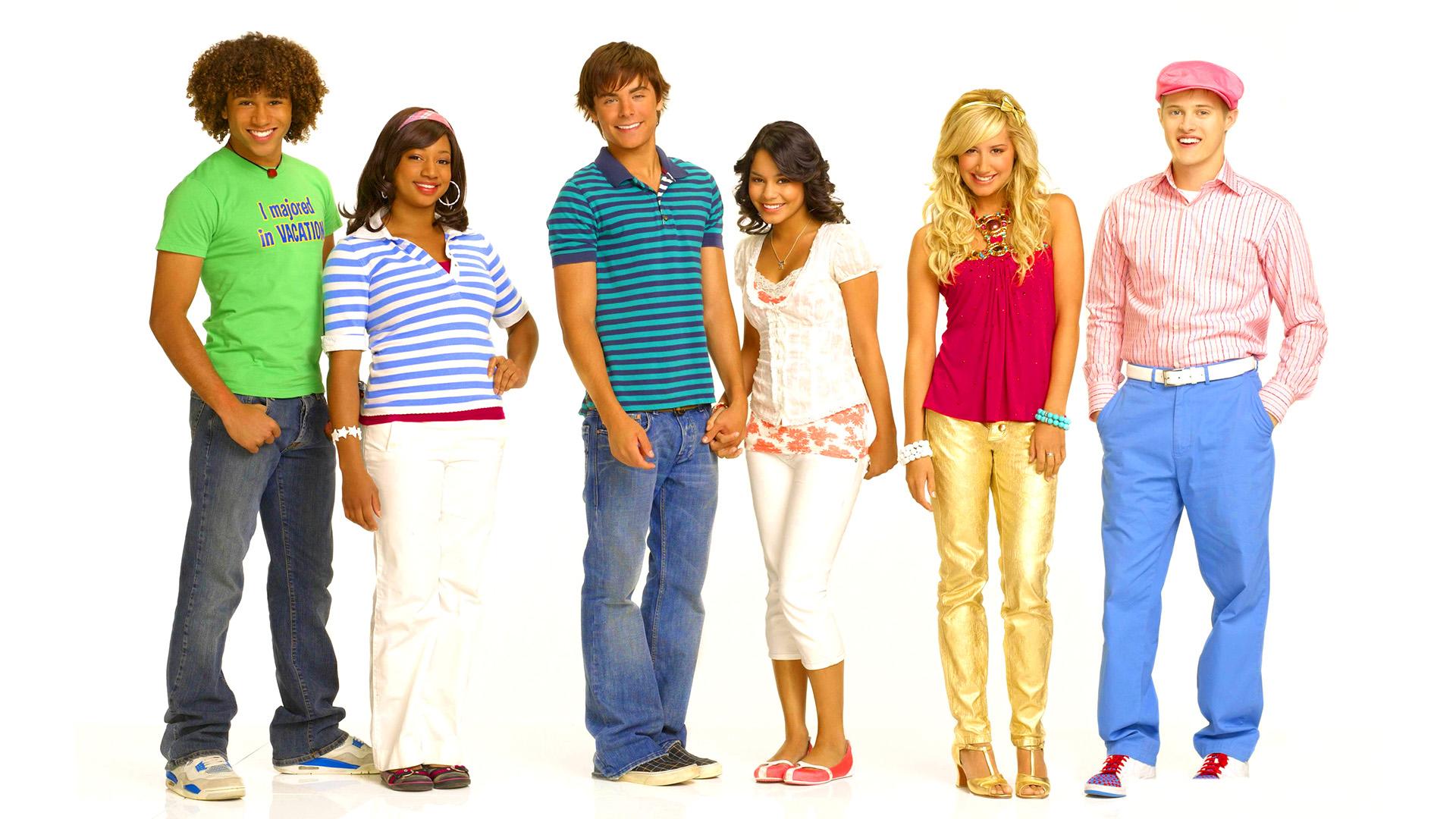 High School Musical 2 Hd Wallpaper