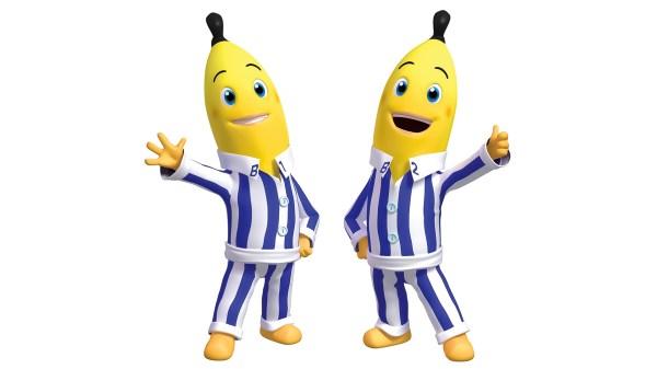 1 bananas in pyjamas hd wallpapers