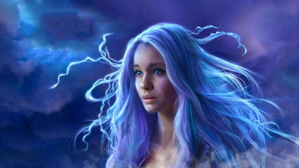 Fantasy Girl Hd Wallpaper Background 2134x1200 Id 845919 - Abyss