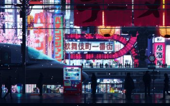 Blue City Wallpaper 4k - Gallery Wallpapers