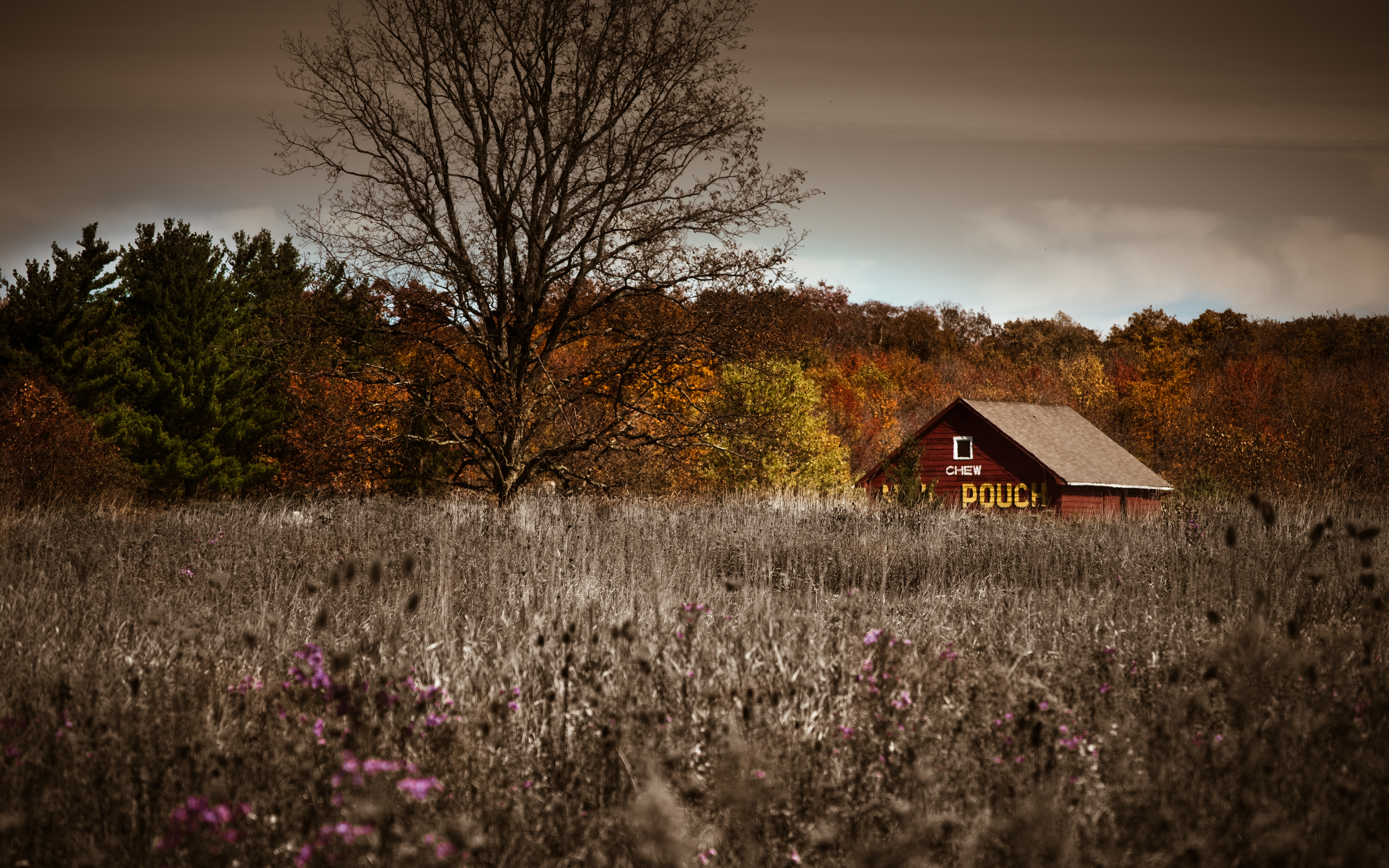Free Fall Wallpapers For Ipad Autumn Barn Computer Wallpapers Desktop Backgrounds