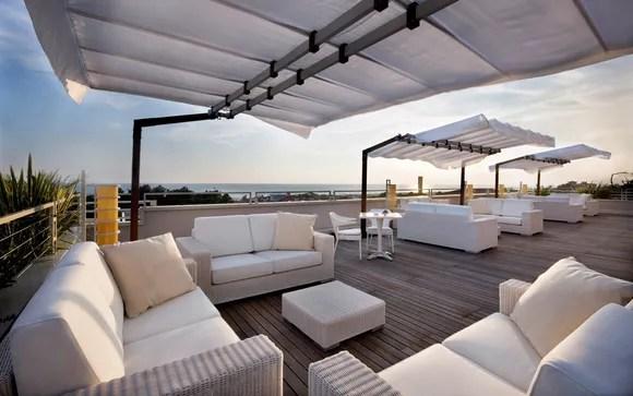 Hotel Villa Undulna Terme Della Versilia 4 Voyage Prive