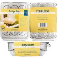 Fridge Binz Egg Holder - Interdesign 73030 - Refrigerator ...