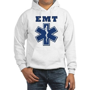 EMT Hooded Sweatshirt