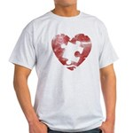 PIECE OF MY HEART Light T-Shirt