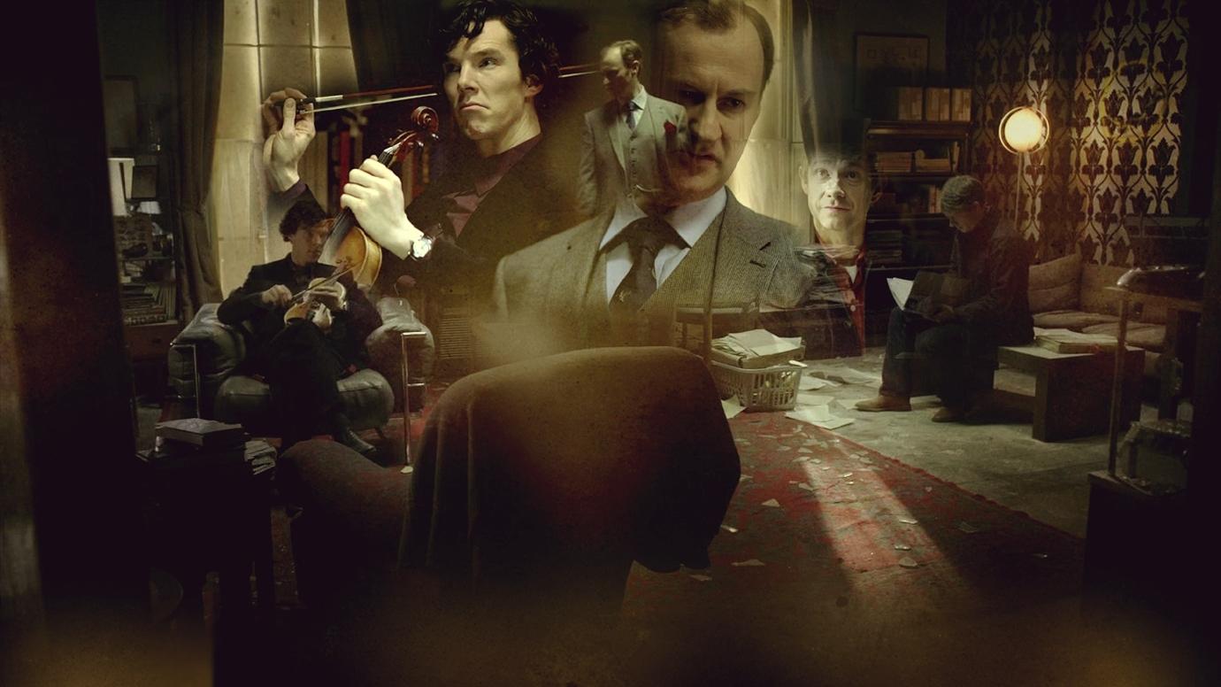 Sherlock - Sherlock on BBC One Photo (14770927) - Fanpop