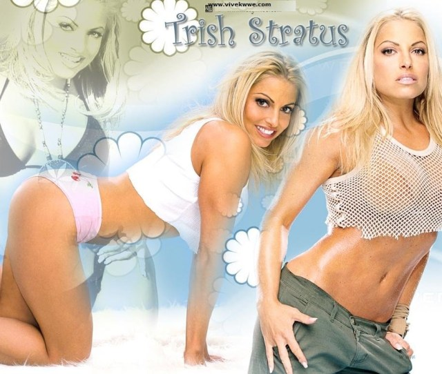 Trish Stratus Images Hot Trish Hd Wallpaper And Background Photos