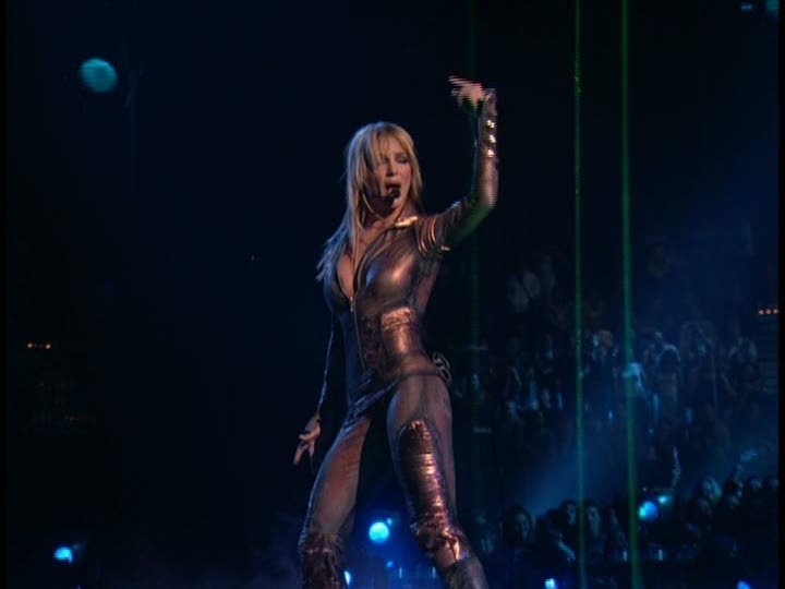 Overprotected [Live From Las Vegas] - Britney Spears Image (14938646) - Fanpop