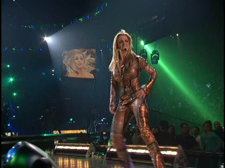 Overprotected [Live From Las Vegas] - Britney Spears Image (14939066) - Fanpop