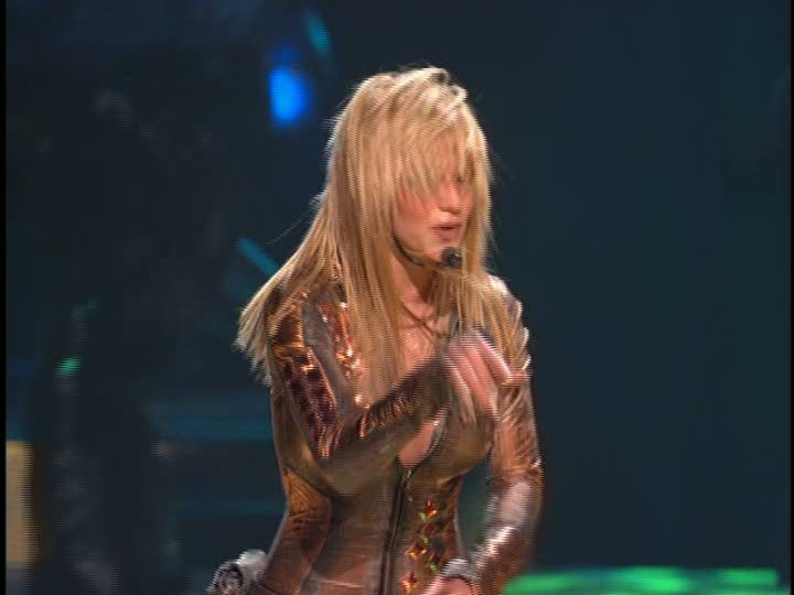 Overprotected [Live From Las Vegas] - Britney Spears Image (14939078) - Fanpop