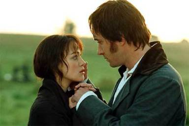 Image result for mr darcy and elizabeth