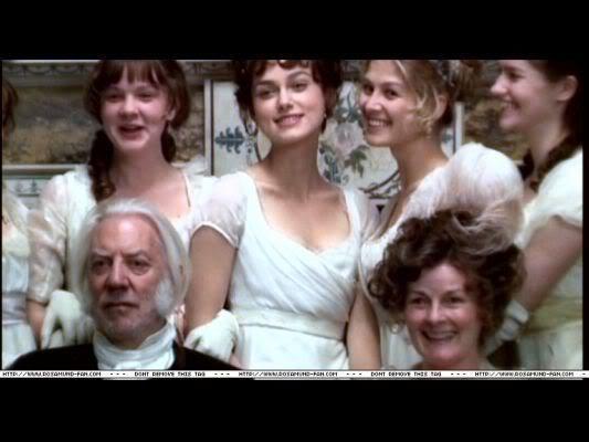 Keira Knightley Pride And Prejudice Scenes
