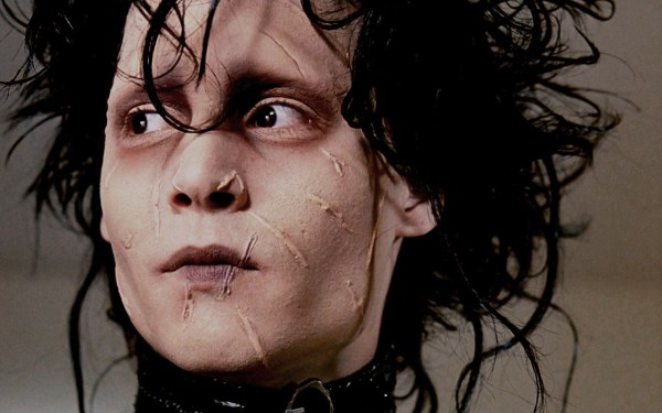 Edward Scissorhands Hd Wallpaper And Background 15246866