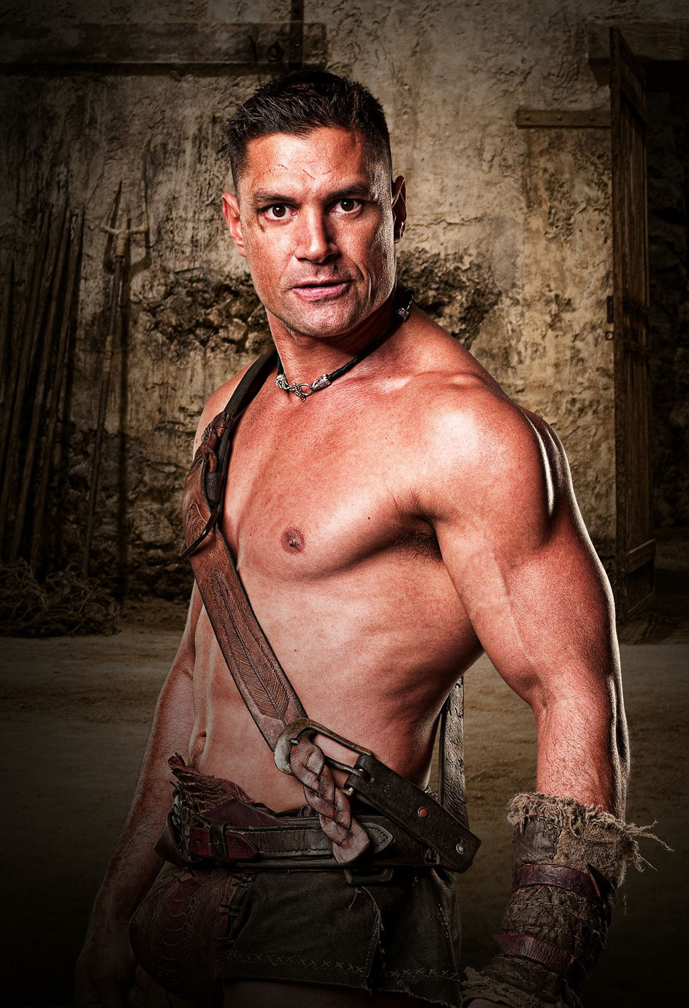 Crixus  Spartacus Blood  Sand Photo 15420951  Fanpop