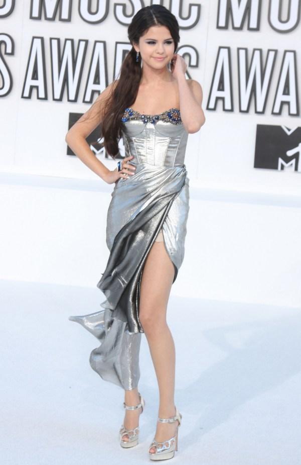 Selena GomezMTV Video Music awards 2010 welcome