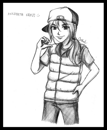 Percy Jackson & The Olympians Books images Annabeth In