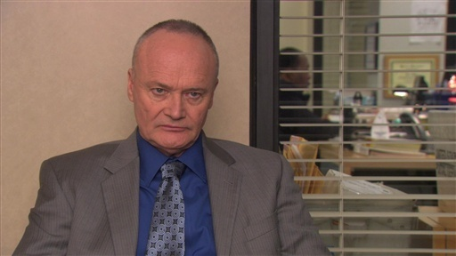 Image result for creed bratton