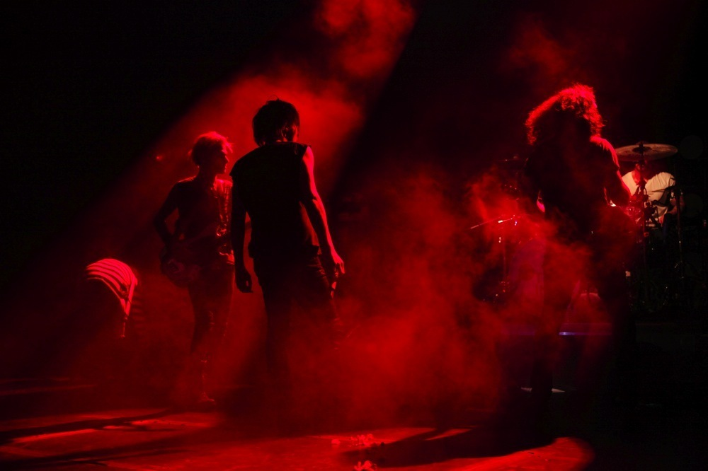 Sad Heart Girl Wallpaper My Chemical Romance Live Hammersmith Apollo In London