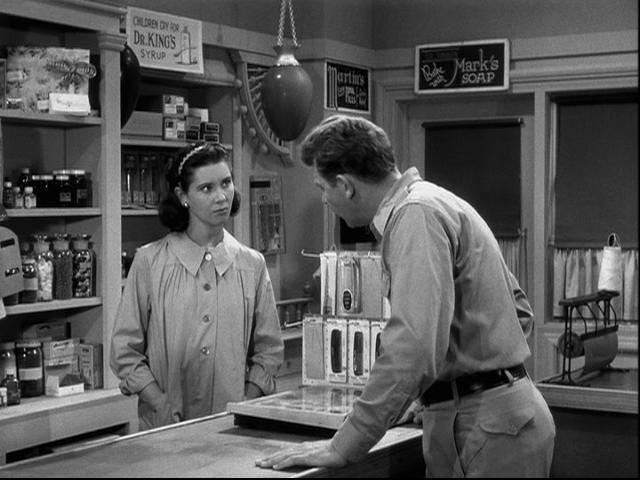 1x04- Ellie Comes to Town - The Andy Griffith Show Image (16939034) - Fanpop