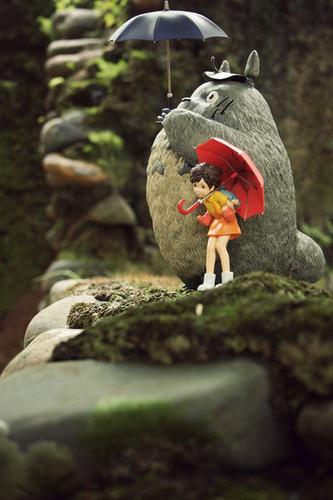 The Art of My Neighbor Totoro  Lolly4me2 Fan Art