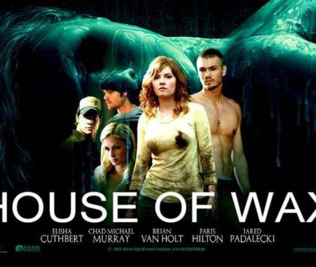 House Of Wax Fond Decran Titled House Of Wax