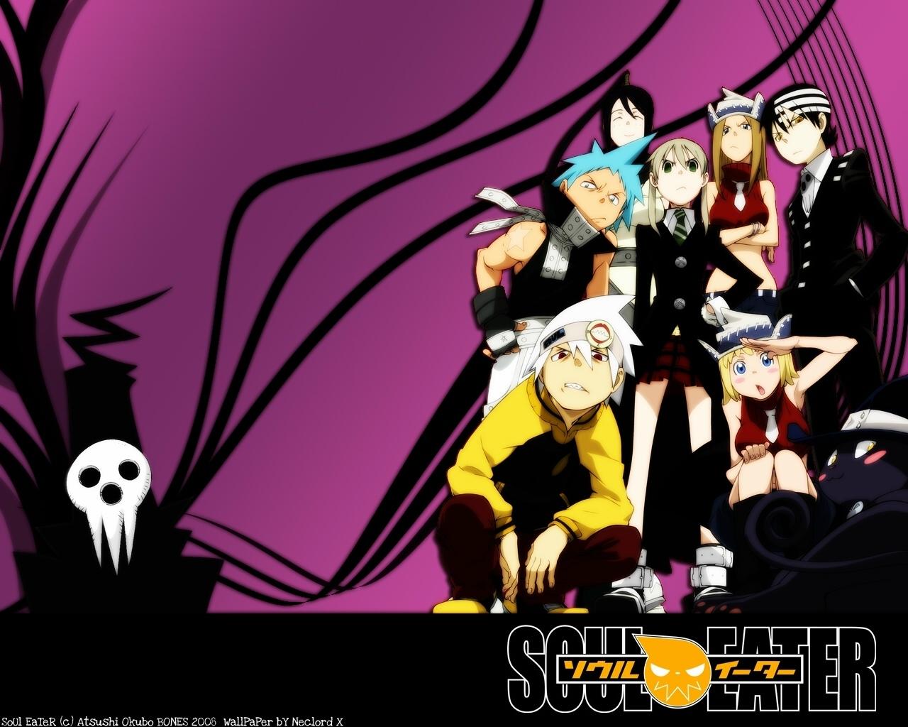 Anime Manga Wallpaper Soul Eater Fans Images Soul Eater 3 Hd Wallpaper And
