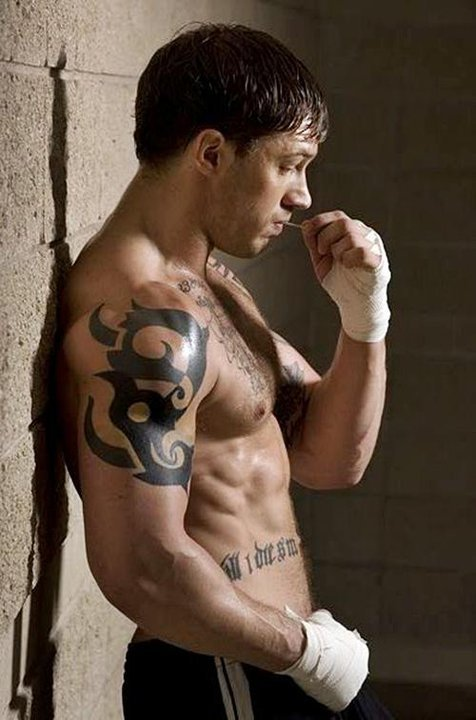 Tom as Tommy Conlon in 'Warrior' - tom-hardy photo