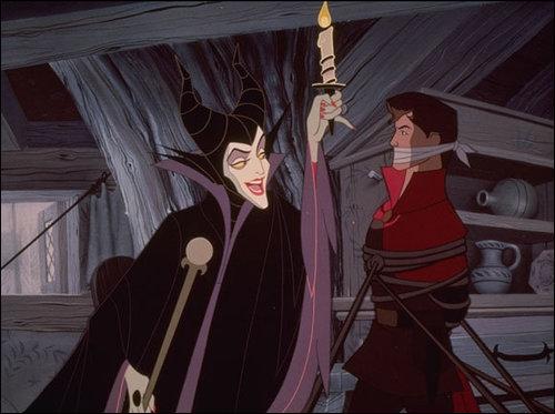 Maleficent captures Phillip