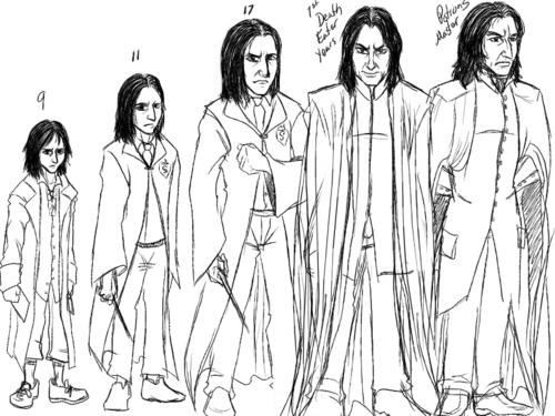 Severus Snape images Severus Snape Timeline HD wallpaper