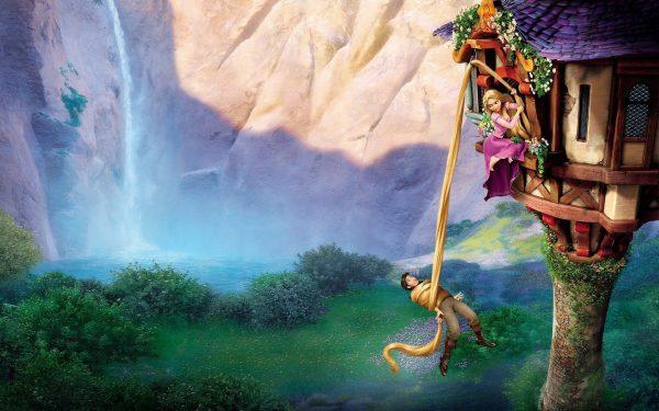 Disney Rapunzel Tangled Wallpaper