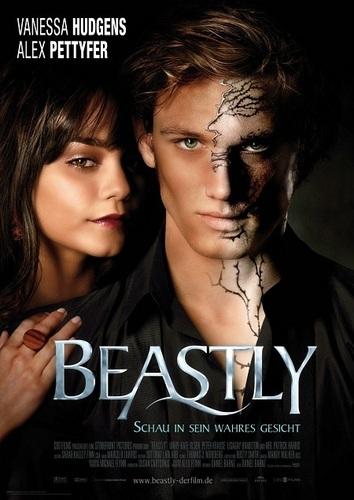 """Vaizdo rezultatas pagal užklausą """"beastly poster"""""""