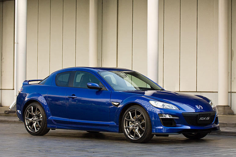 Japanese Cars Images Mazda RX 8 2009 HD Wallpaper And