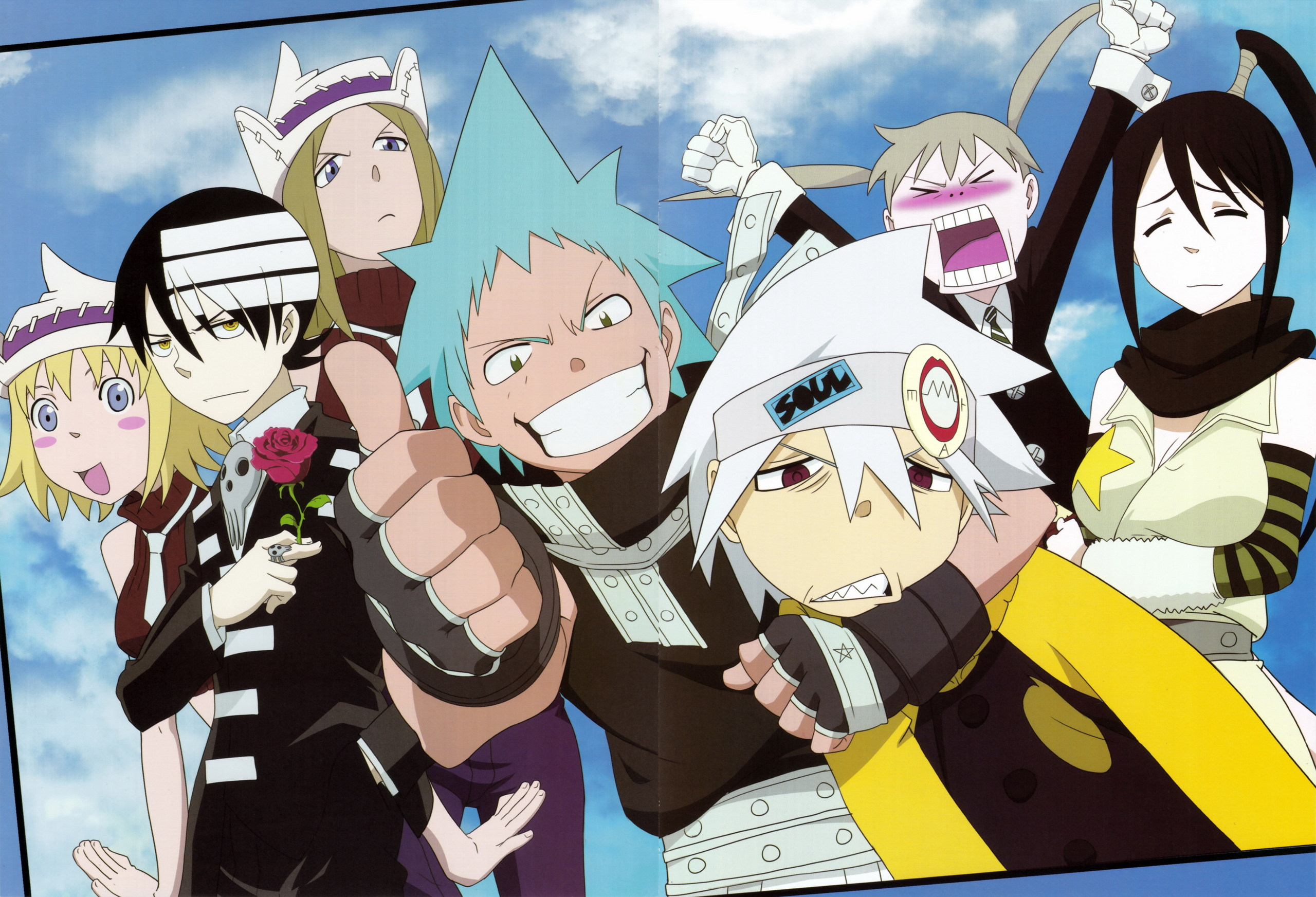 Soul Eater   Animes♪Manga