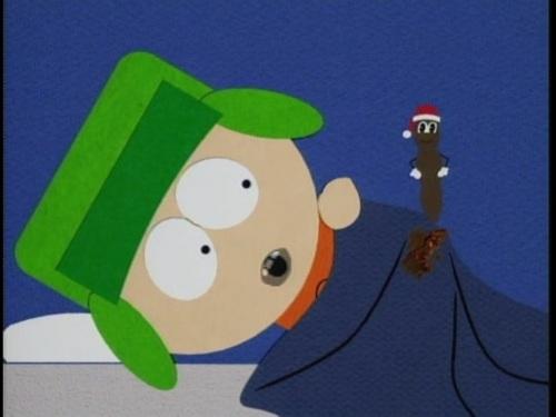 mr hankey christmas poo the background - Hankey The Christmas Poo Song