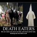 Death eaters and the ku klux klan bellatrix lestrange photo