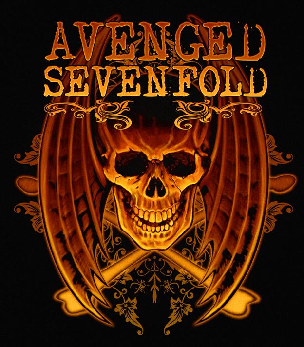 avenged sevenfold تصاویر a7x