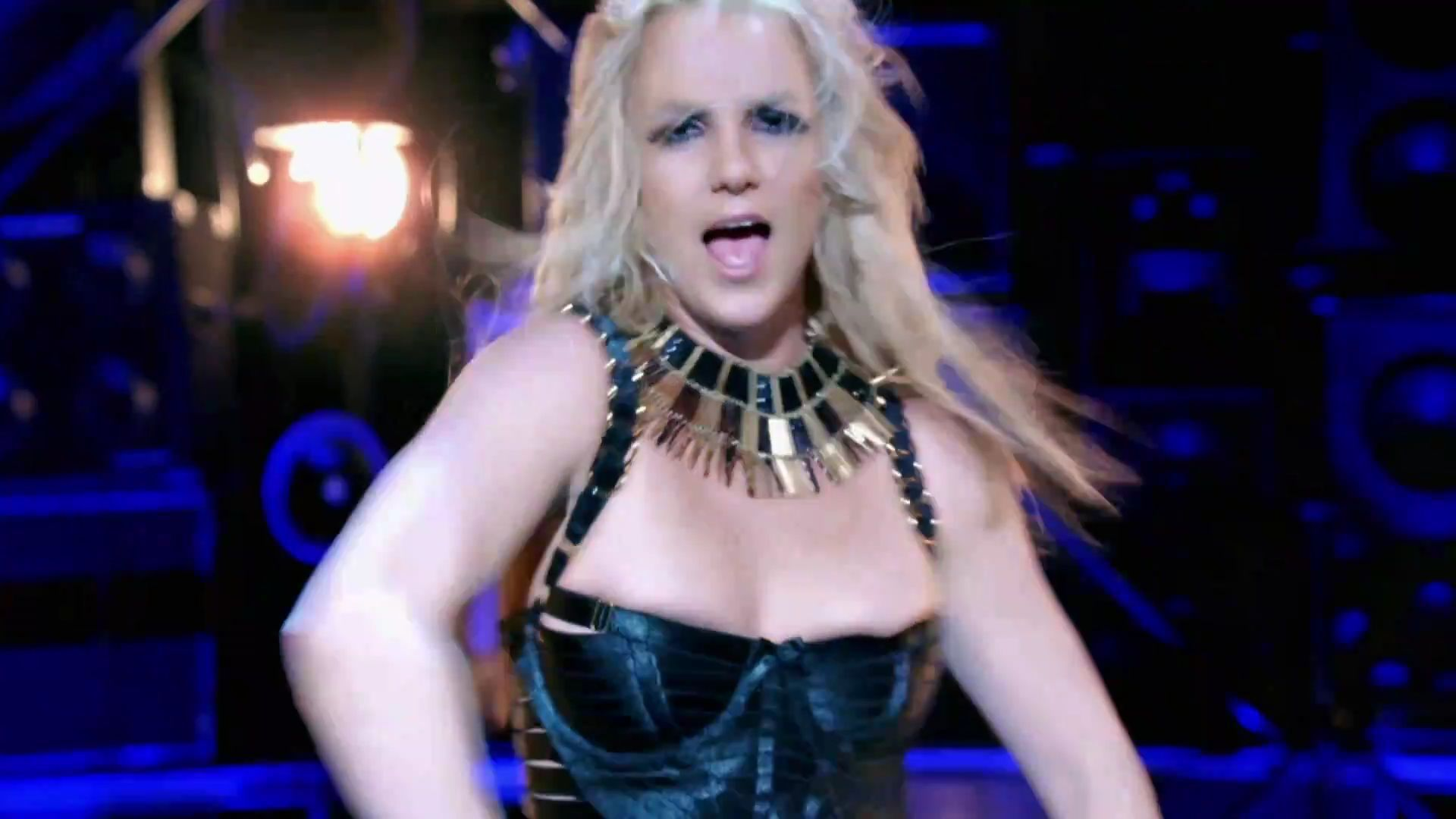 Britney Spears - Hold It Against Me - Screencaps  - britney-spears