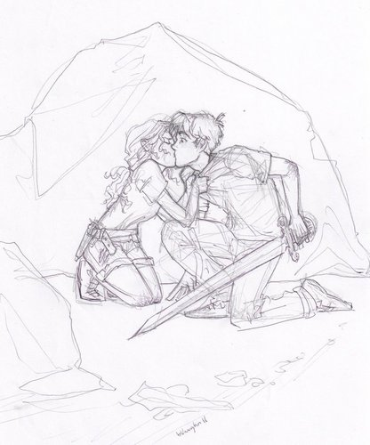Percy Jackson & The Olympians Books images Percabeth kiss